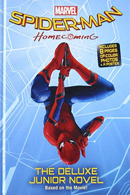 Spider-Man Homecoming: The Deluxe Junior Novel
