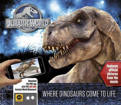 Jurassic World - Where Dinosaurs Come to Live