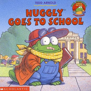 Huggly Goes to School