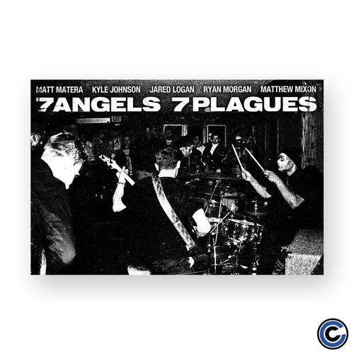 "7 Angels 7 Plagues ""Live"" Poster"