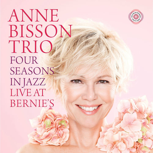 Anne Bisson / Four Seasons In Jazz - Live At Bernie's - LP