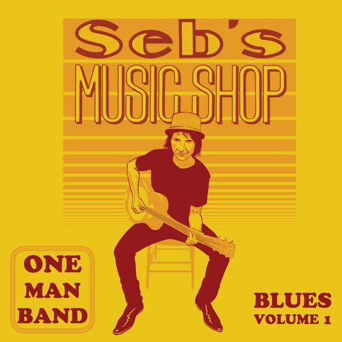 Seb's Music Shop / Blues Volume 1 - CD