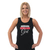 CH Ladies Gildan 100% Cotton Tank Top