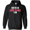 Diehard Chicago Fan Mens' Pullover Hoodie 8 oz.