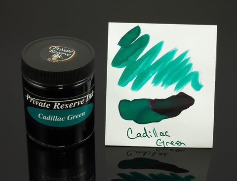 Private Reserve Bottled Ink, Cadillac Green