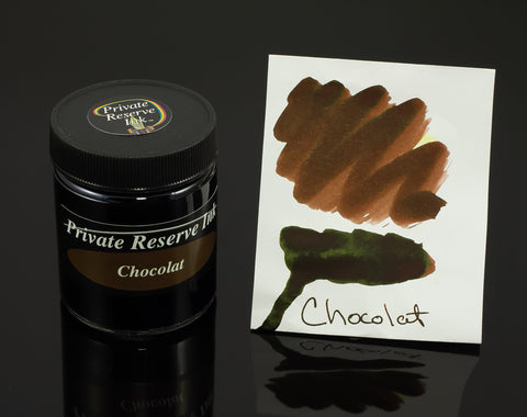 Private Reserve Bottled Ink, Chocolat