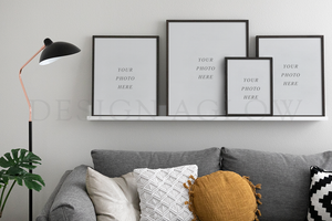 Multiple Frames Mockup (026)