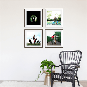 Collection 2: Framed Prints (Matted)
