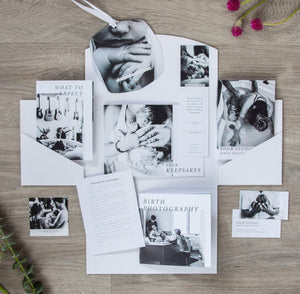 Birth Photography Welcome Packet