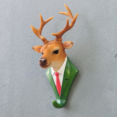 Decorative Wall Hook (Animal Design)