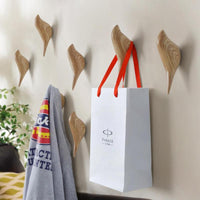 Cartoonish Bird Wall Hooks