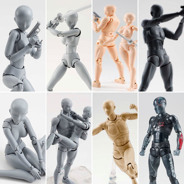 Anime Archetype Figure Model (1st Edition)