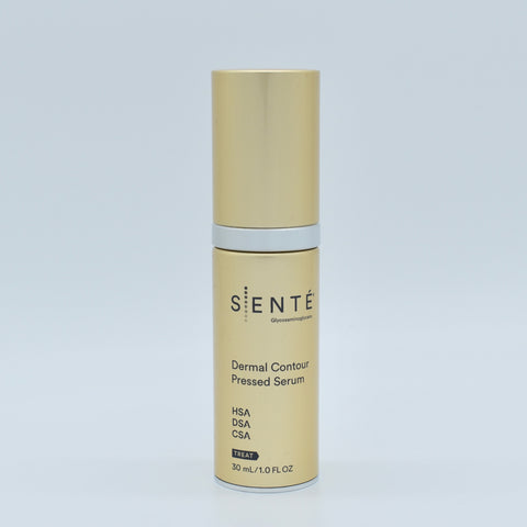 Senté Dermal Contour Pressed Serum 1 oz
