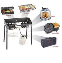 Load image into Gallery viewer, Camp Chef 2-Burner Stove