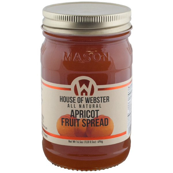 Apricot Fruit Spread