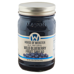 Wild Blueberry Fruit Spread