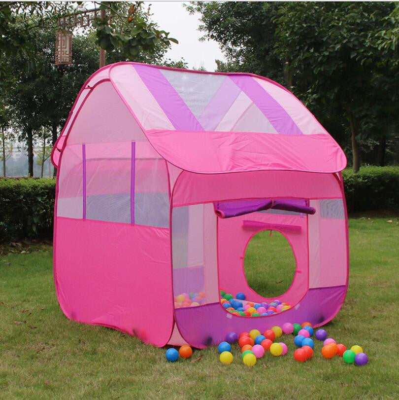 Children tent baby princess large game room big house outdoor indoor baby toy gifts.