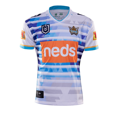 Gold Coast Titans Men's Replica Alternate Jersey