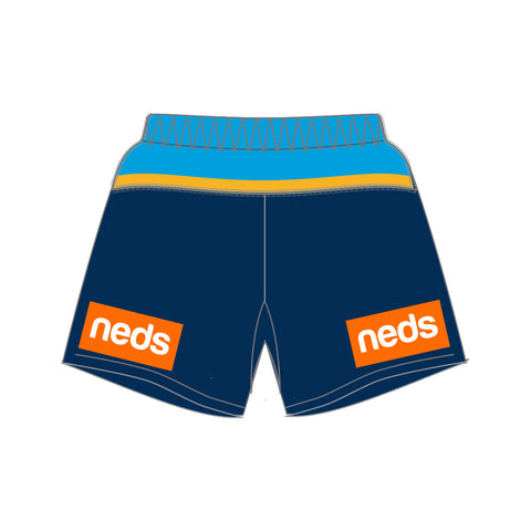 Gold Coast Titans On-Field Short Home
