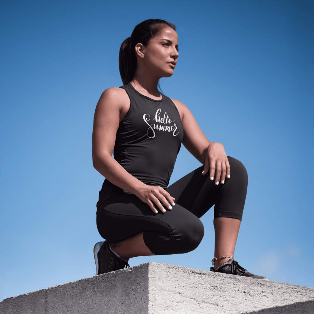 Personalize Design | Ladies' Muscle Tank