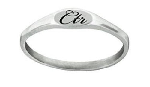 Pixi CTR Ring - stainless steel