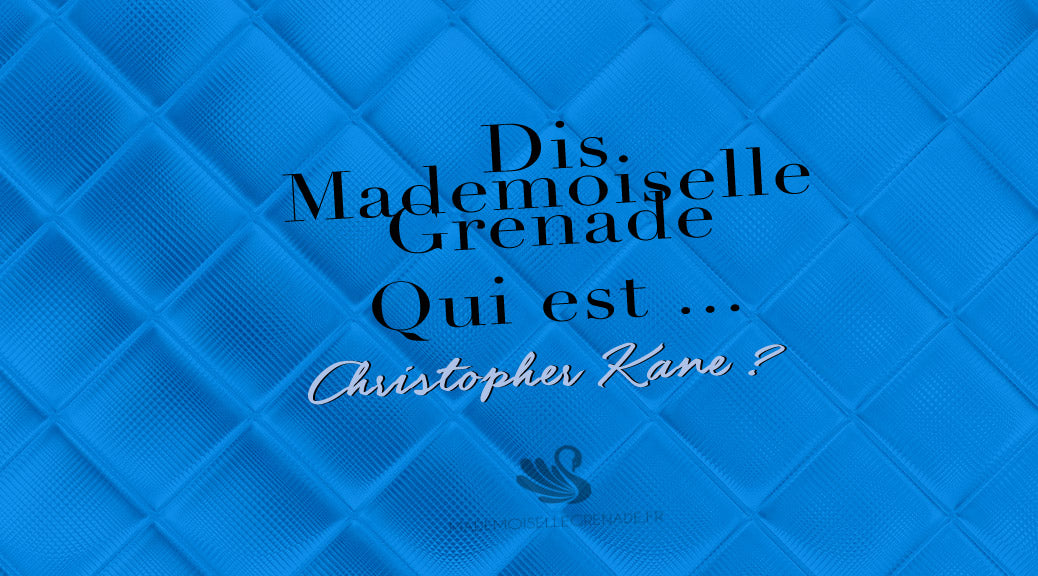 Biographie : qui est le styliste Christopher Kane ?