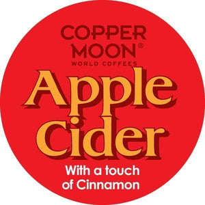 Copper Moon Hot Apple Cider Single Cups