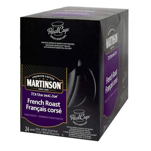 Martinson Coffee RealCup - French Roast
