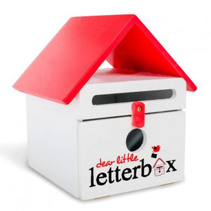 Dear Little Letterbox Red