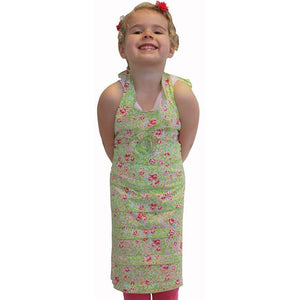 Millie Green Apron