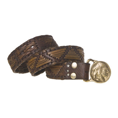 Native American Coin Belt
