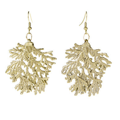 Redwood Fern Earrings