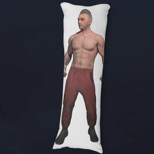 David's Hard Headlight Body Pillow