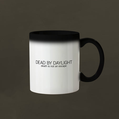 Dead by Daylight Logo Magic Mug