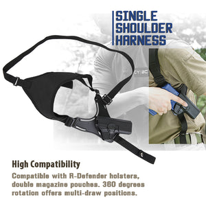 SINGLE SHOULDER HARNESS