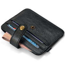 Load image into Gallery viewer, Slim Credit Card Holder Mini Wallet ID Case Purse Bag Pouch