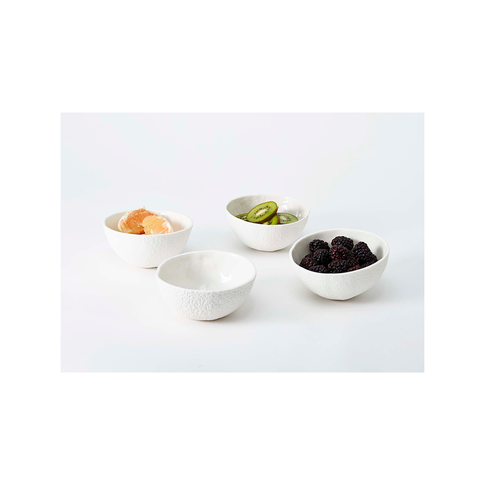 AREAWARE Stone Fruit Bowls (Set 4) | the OBJECT ROOM