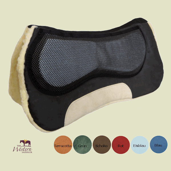 Anatomic Correction Saddle Pad 'Facelift'