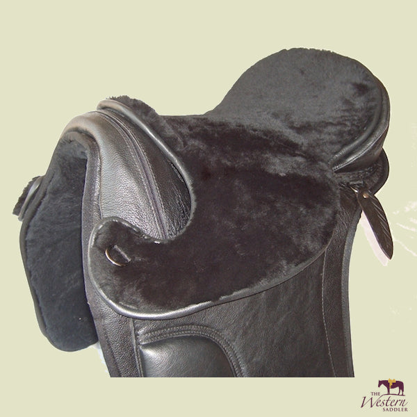 Barefoot® Saddle Seat, 100% sheepskin