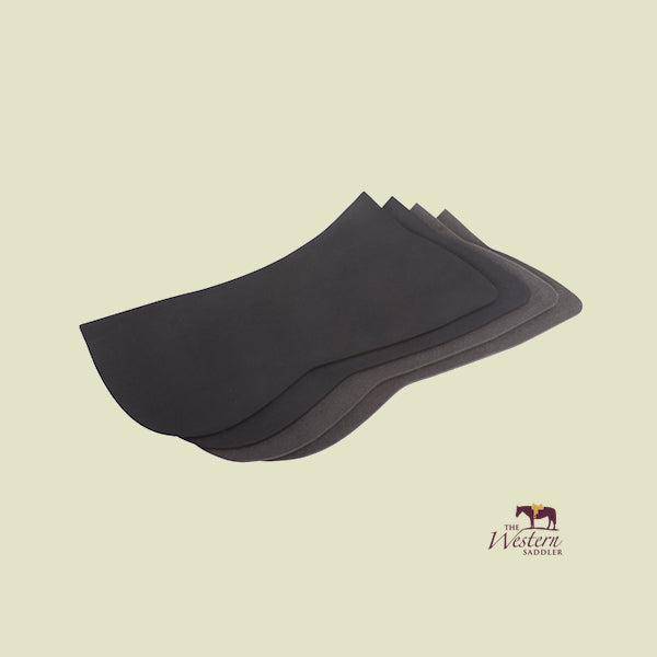 Barefoot® Inlays for Ride-On-Pad Physio