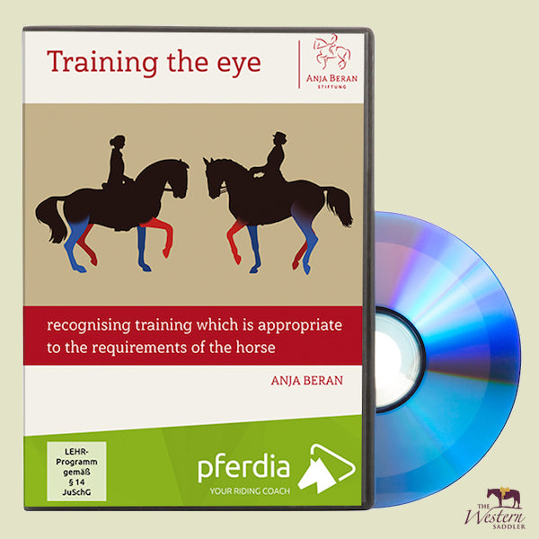 Anja Beran - Training the Eye DVD
