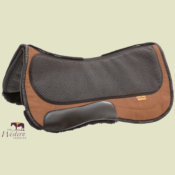 Barefoot Missoula/Virginia Brown Physio Saddle Pad