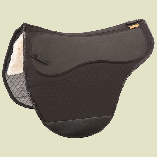 Barefoot Cherokee/Nottingham Black Saddle Pad