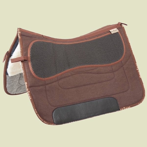 Barefoot Nevada/Madrid Brown Saddle Pad