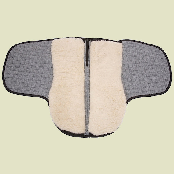 Underside of Barefoot Saddle Pad