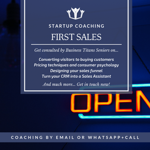 First Sales Coaching