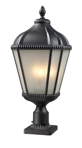 Outdoor Post Light 513PHM-BK-PM