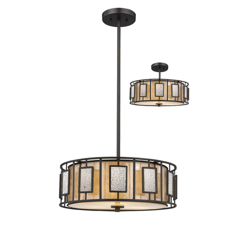 3 Light Pendant Z18-54P-C