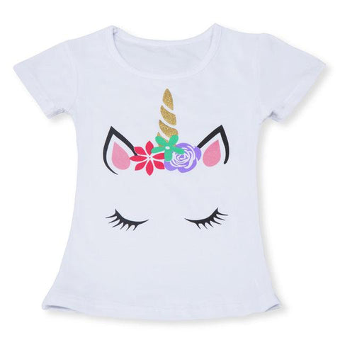 Camiseta de unicornio unisex | colección verano 2019 | mamyka collection mamyka- moda infantil as photo 5