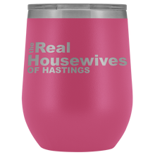Load image into Gallery viewer, The Real Housewives of Hastings Wine Tumbler Free Shipping